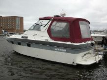 1987 Cruisers Yachts 3370Esprit
