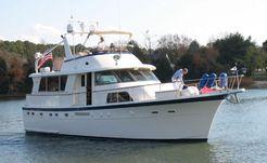 1985 Hatteras 53 ED Motor Yacht (Stabilized)
