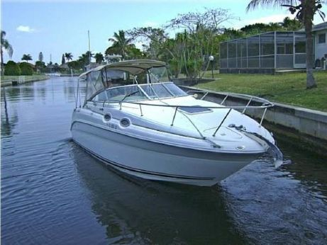 2002 Sea Ray Sundancer 260