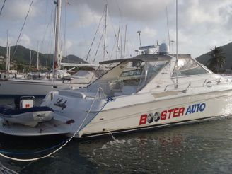 1998 Sea Ray 630 Sundancer