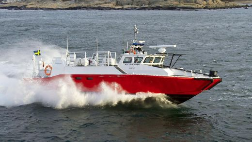 1998 Custom Combat Boat 90N