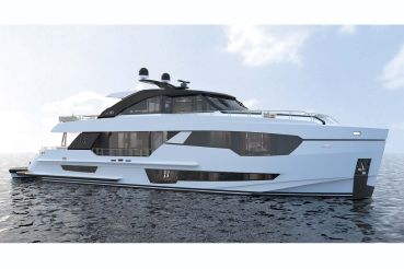 2020 Ocean Alexander 90R Enclosed Bridge Motoryacht