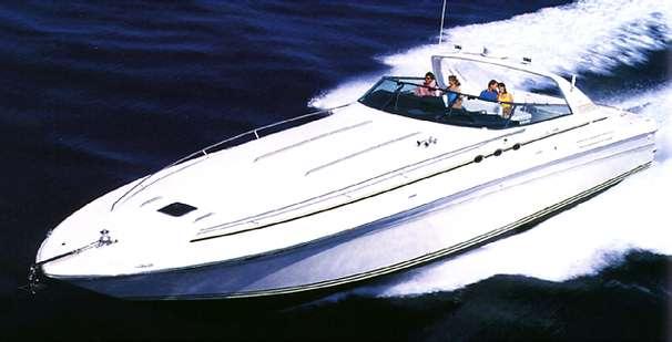 photo of  63' Sea Ray 630 SS