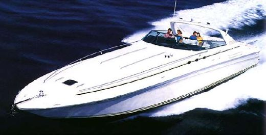 1991 Sea Ray 630 Super Sun Sport