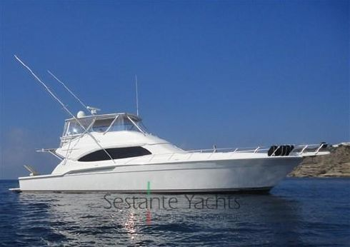 2008 Bertram Yacht 630 Convertible