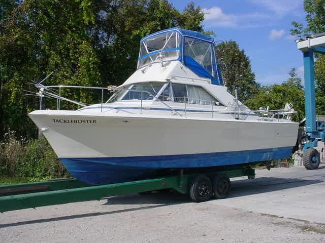 1967 Chris Craft Commander 31 Power Boat For Sale Www