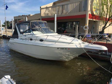 1999 Monterey 276 Cruiser