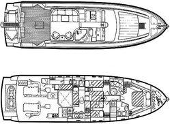 photo of  57' Ferretti Yachts 57