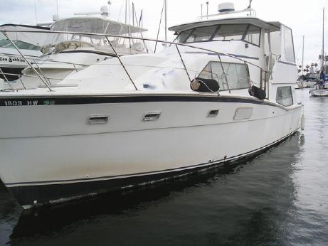 1988 Chien Hwa Silhouette 42 Sea Deck