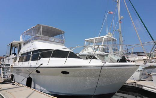 1989 Nova Motor Yacht
