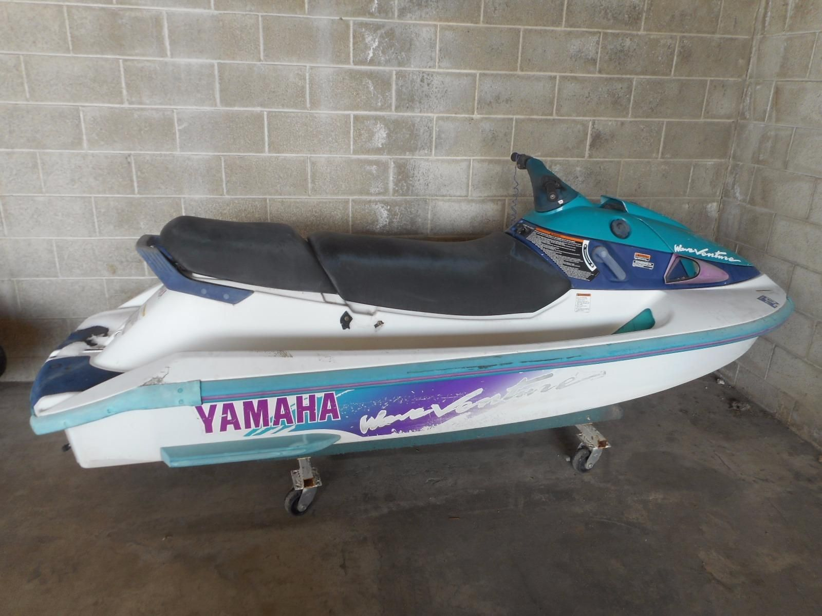 1995 yamaha wave venture pwc power boat for sale www