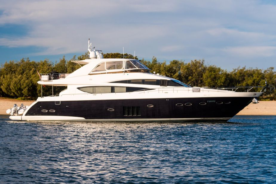 2010 Princess 85 Motor Yacht Power Boat For Sale Www Yachtworld Com