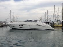 2006 Princess Yachts Viking Edition V58