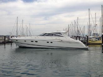 2006 Princess Yachts Viking Edition V58