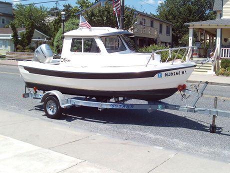 2007 C-Dory 16 Cruiser