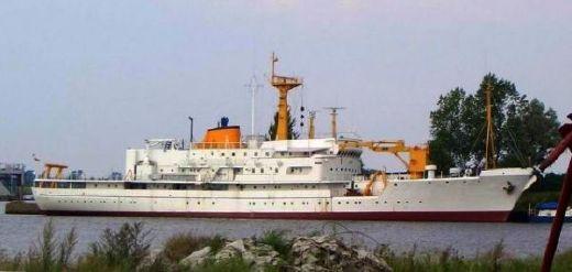 1966 Norderwerft Gmbh&Co Explorer/ Research Vessel