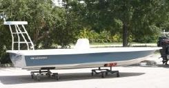 2014 Bluewater 210 Flats Boat