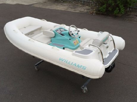 2015 Williams Turbojet 325S