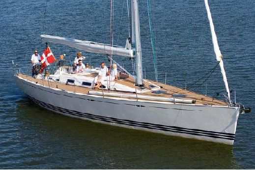 2009 X-Yachts X-55