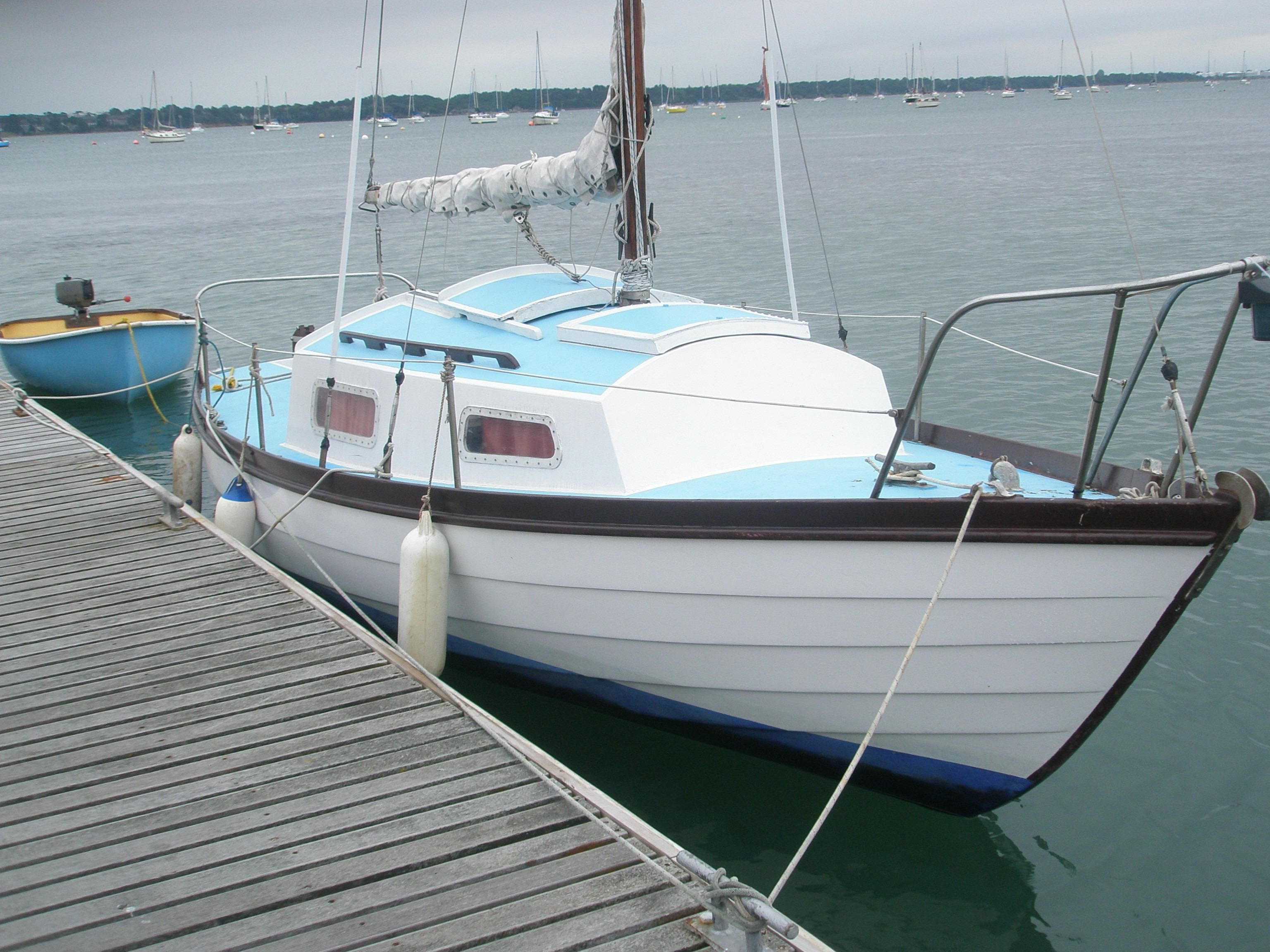 Beaulieu United Kingdom  City pictures : 1985 Waarschip 23 Sail Boat For Sale www.yachtworld.com