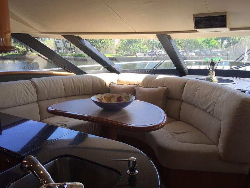 Neptunus 56 Flybridge yacht for sale