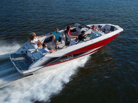 2017 Scarab Jet Boat 255 H.O.