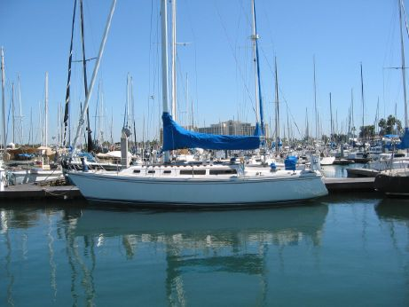 1987 Catalina 34 Sloop