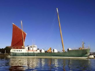 1991 Research Vessel Sailboat