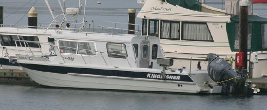 2009 Harbercraft 2525 Kingfisher