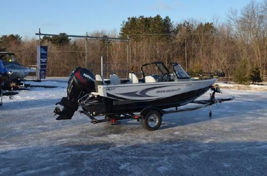 2017 Smoker Craft 172 Ultima