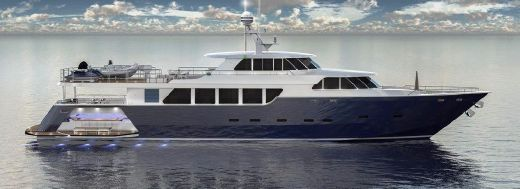 2017 Pachoud Yachts 120' LOMOcean Motor Yacht