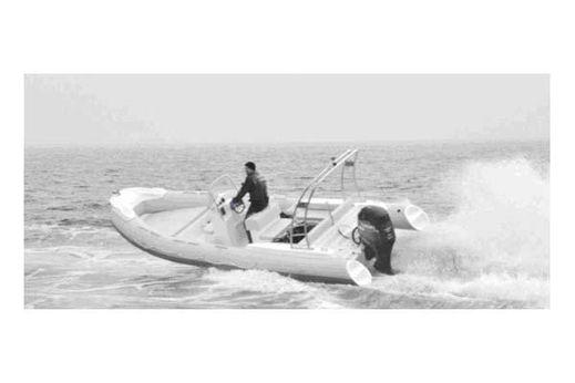2011 Lianya Rib Boat HYP660 .