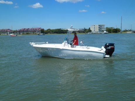 2007 Pioneer 197 Sportfish