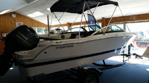 2015 Four Winns H180 O/B