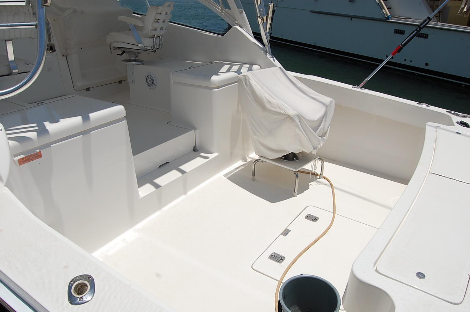 28' Luhrs 28 Open+Manufacturer Provided Image