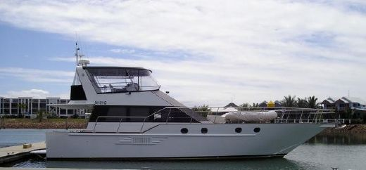 1996 Custom 50' Flybridge