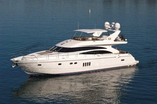 Viking Princess 70 Motoryacht for sale in Southern California