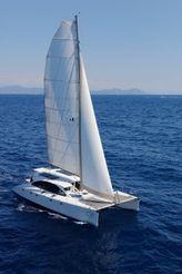 2016 Catamaran Cruisers DH55