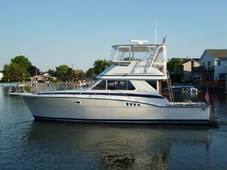 1989 Chris Craft 422 Convertible