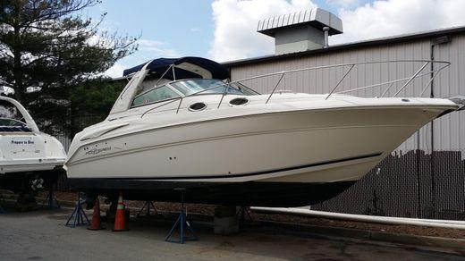 2002 Monterey 282 Cruiser