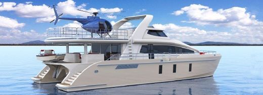 2016 Pachoud Yachts 24m Exploration HeliCat