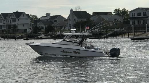 2009 Contender 36 FishAround
