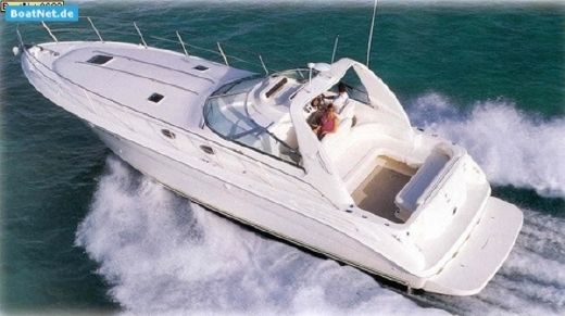 1997 Sea Ray (us) Sea Ray 400 Sundancer