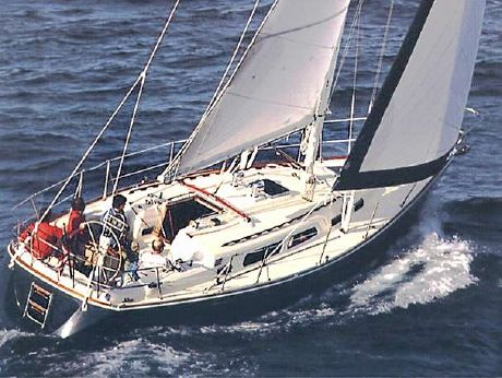 1995 Sabre 362