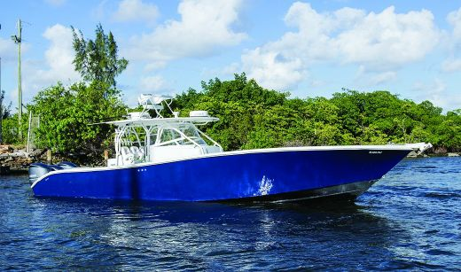 2012 Yellowfin 42