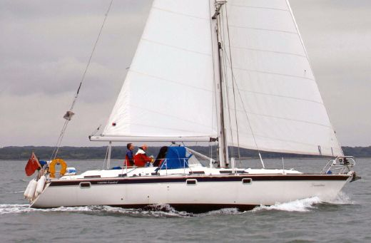 1996 Westerly Oceanlord 41