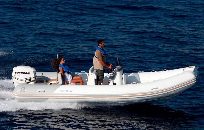 2017 Zodiac Medline 580 Power Boat For Sale - www yachtworld com
