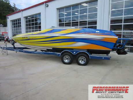2008 Advantage 25 Citation Bowrider