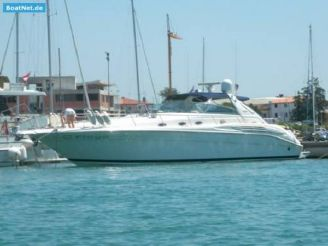 1996 Sea Ray (us) Sea Ray 450 DA Sundancer