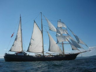 2008 Cooks & Welton Tall Ship